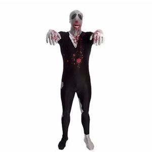 Adult morphsuits zombie Halloween costume xl